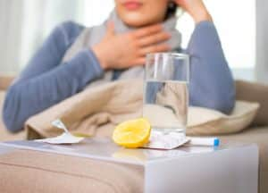 Common flu symptoms and treatment options